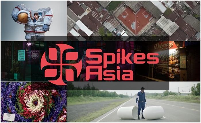 เริ่มลุ้นได้!! 17 โฆษณาไทย ที่ติดโผ Shortlist 14 หมวดในวันแรกของงาน Spikes Asia 2017
