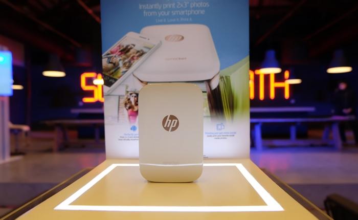 """เอชพี สร้างปรากฏการณ์ตอกย้ำความเป็นผู้นำด้านเทคโนโลยีการพิมพ์ จัดงาน """"HP Home Printing Solution 2017"""" เผยโฉมนวัตกรรมล่าสุด HP Sprocket"""