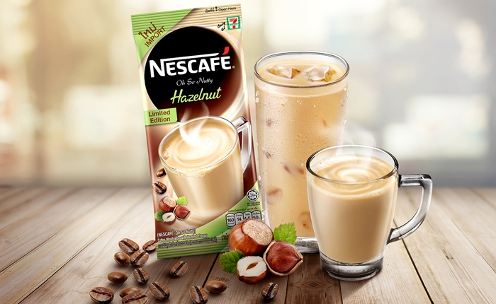 NESCAFE HAZELNUT