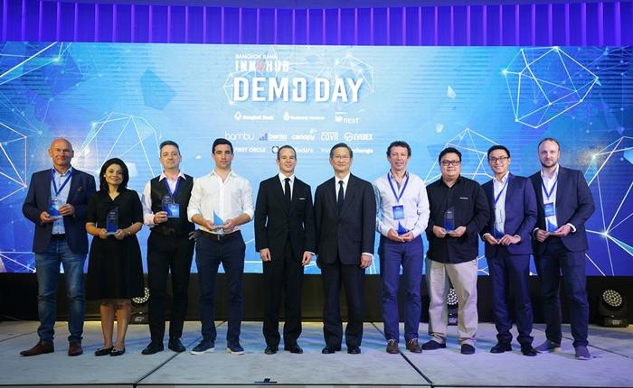 เนสท์และธนาคารกรุงเทพ จัด Bangkok Bank InnoHub Demo Day ร่วมประกาศความสำเร็จโครงการบ่มเพาะสตาร์ทอัพระดับอินเตอร์