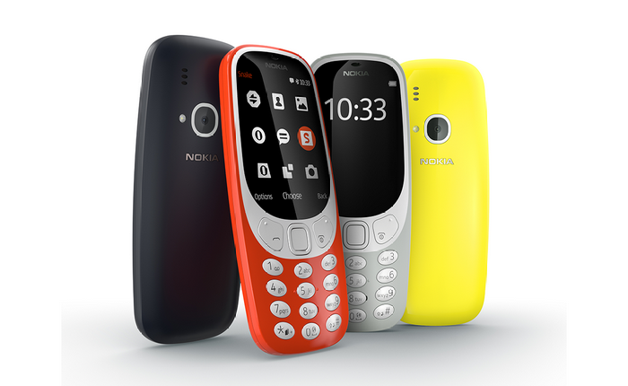 มาแล้ว Nokia 3310 เวอร์ชั่นใหม่พร้อมระบบ 3G ที่แฟนพันธุ์แท้ Nokia ห้ามพลาด