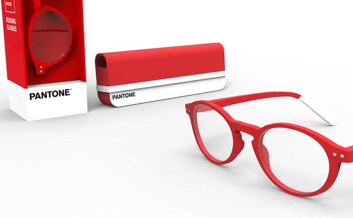PANTONE แตกไลน์โปรดักส์ เปิดตัวแว่นตาคอลเลกชั่นแรก