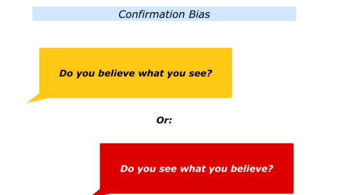 Confirmation Bias สร้าง Content ให้ตรงใจคนด้วยการใช้หลักจิตวิทยา