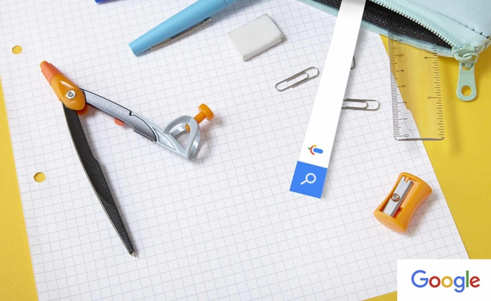 Print Ads จาก Google ไม่มีข้อความ แต่กลับสื่อสารได้อย่างชัดเจน