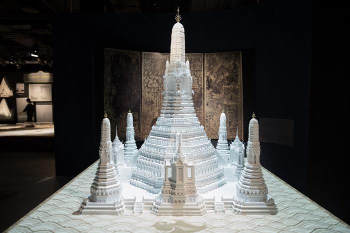 โซน 1 คติจักรวาลและงานออกแบบสถาปัตยกรรมไทย (2)