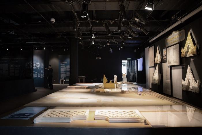 โซน 2 โรงขยายแบบเท่าจริง ศิลปกรรม และศิลปสำหรับงานสถาปัตยกรรม (1)