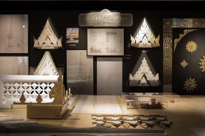 โซน 2 โรงขยายแบบเท่าจริง ศิลปกรรม และศิลปสำหรับงานสถาปัตยกรรม (2)