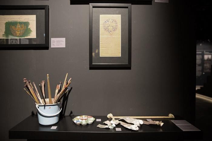 โซน 2 โรงขยายแบบเท่าจริง ศิลปกรรม และศิลปสำหรับงานสถาปัตยกรรม (5)