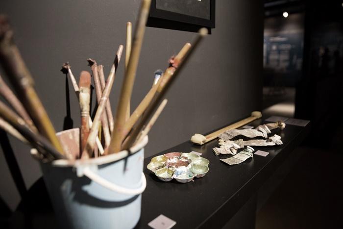 โซน 2 โรงขยายแบบเท่าจริง ศิลปกรรม และศิลปสำหรับงานสถาปัตยกรรม (6)