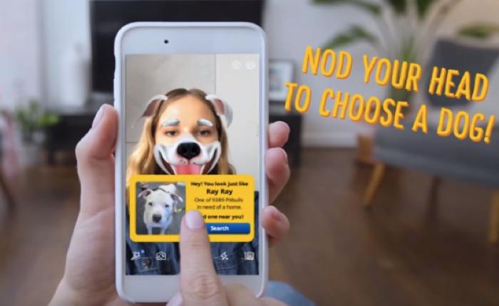 Pedigree ชวนคนใช้ Facebook AR เปลี่ยนหน้าเป็นน้องหมา เพื่อหาตัวที่ถูกใจและรับไปอนุเคราะห์ต่อไป