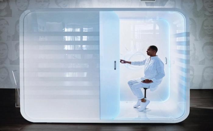 IBM สร้างตู้ถ่ายรูปแห่งอนาคต ไม่ใช่แค่ได้รูป แต่คนถ่ายยังรู้จักตัวเองดีขึ้นอีกด้วย