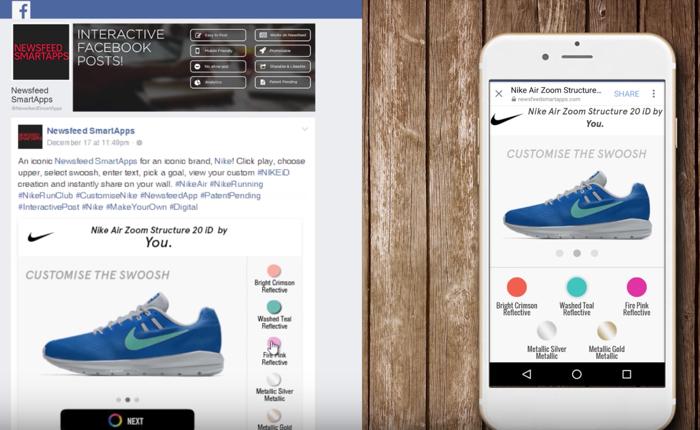 รู้จักเอเจนซี่น้องใหม่ newsfeed smart apps ใช้ฟีดบนเฟสบุ๊กให้แบรนด์เล่นเกมกับลูกค้า