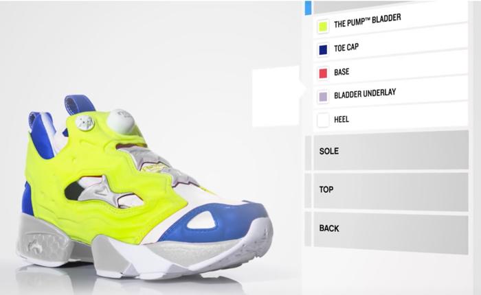 REEBOK เปิดร้านใหม่ในบอสตัน ชวนลูกค้าออกแบบรองเท้า เสื้อผ้า กระเป๋าได้ตามใจ