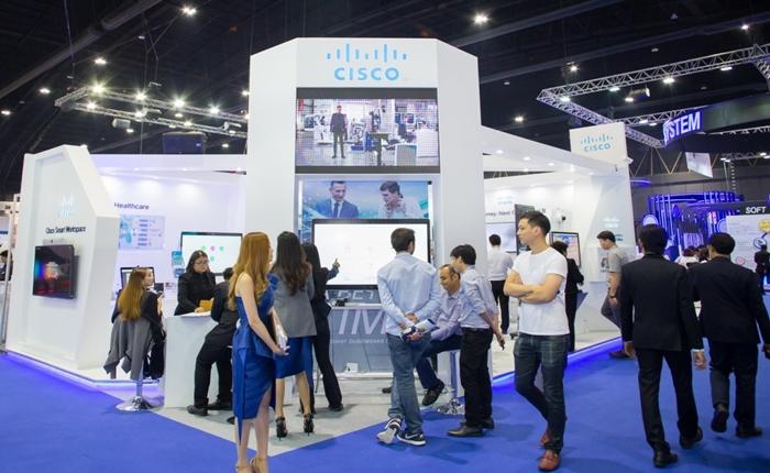 ดิจิทัลไทยแลนด์บิ๊กแบงค์ 2017 เผยแนวคิด 'Smart Workspace'เทคโนโลยีที่จะทำให้การจัดการหน่วยงานธุรกิจและอุตสาหกรรมของคุณง่ายขึ้น