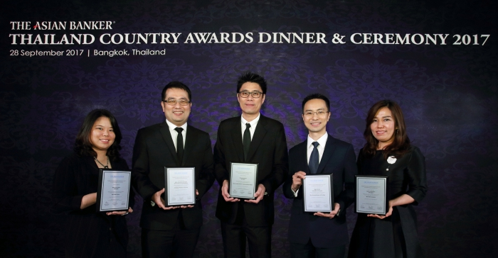 Krungsri_The Asian Banker Awards