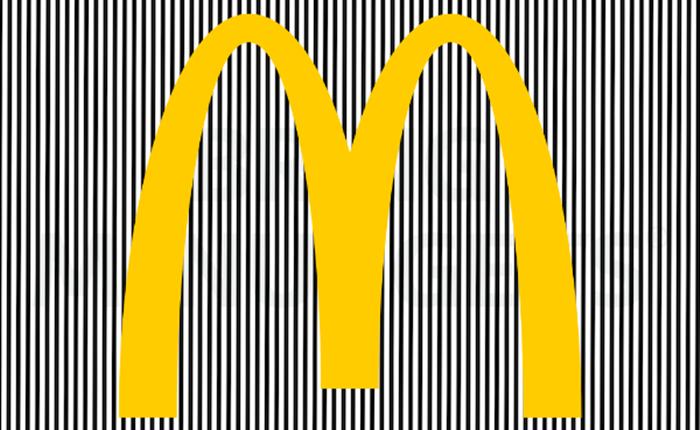 ชวนดูภาพลวงตาจาก McDonald's มองดีๆ แล้วบอกเราว่าเห็นอะไร