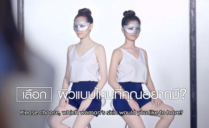 'นีเวีย เลิกพูดเรื่องผิวขาว' ส่งโฆษณาเปลี่ยนความเชื่อ นำพาสังคมไทย 'ก้าวข้ามความขาว' และหันมาดูแลผิวให้เนียนใสจากภายใน