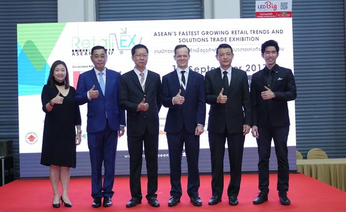 งาน RetailEX ASEAN บันไดความสำเร็จความสำเร็จครั้งแรก กับ Internet Retailing Expo ASEAN