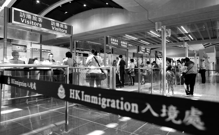 สนามบินฮ่องกงเปิดใช้ระบบยืนยันตัวตนนักท่องเที่ยวครั้งแรกของโลก