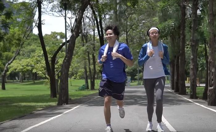 TMB ทำกิมมิค CSR เก๋ สร้างเพจให้คนร่วมวิ่ง ระดมทุนช่วยเด็กๆ ที่ต้องผ่าตัดหัวใจด่วน
