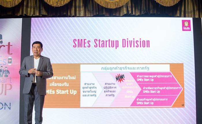 โอกาสมาถึงแล้ว สำหรับนักธุรกิจรุ่นใหม่!! กับงาน Smart SMEs Smart START UP