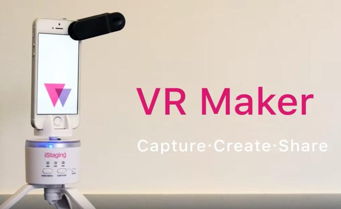 สร้างผลงาน VR แบบง่ายๆ งบเบาๆ ด้วย VR Maker