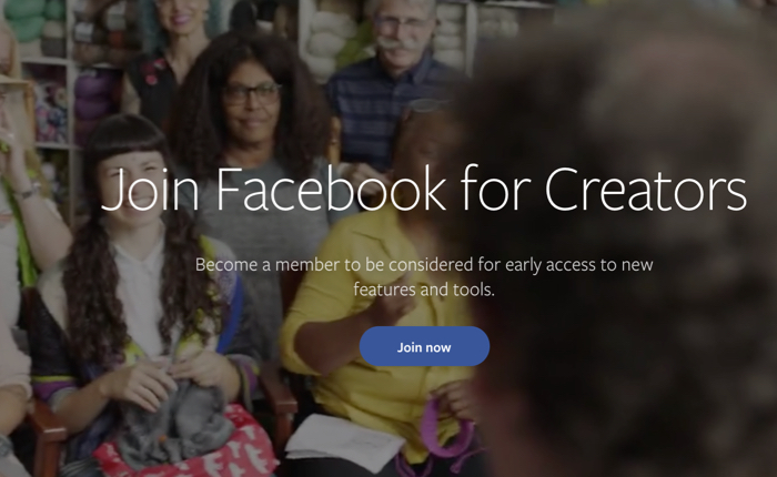 Facebook จับของเก่าอย่าง Mentions มาอัปเกรดใหม่เป็น Facebook Creators