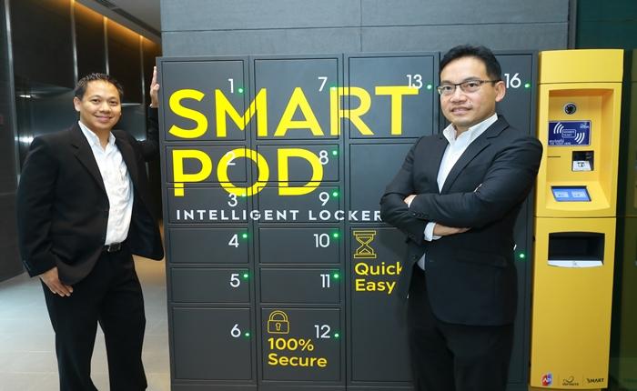 'เอพี ไทยแลนด์' ย้ำภาพผู้นำนวัตกรรมเพื่อคุณภาพชีวิต จับมือ 'อินฟินิท' เปิดตัว 'Smart POD' ล็อคเกอร์อัจฉริยะ สุดยอดนวัตกรรมเพื่อการอยู่อาศัยเป็นรายแรกในธุรกิจ