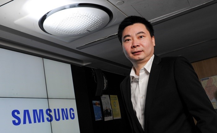 เมื่อเครื่องปรับอากาศไม่ได้ให้เฉพาะความเย็น Samsung เปิดเกมรุกตลาดแอร์พรีเมี่ยม อัดนวัตกรรม ฟังก์ชั่น ดีไซน์