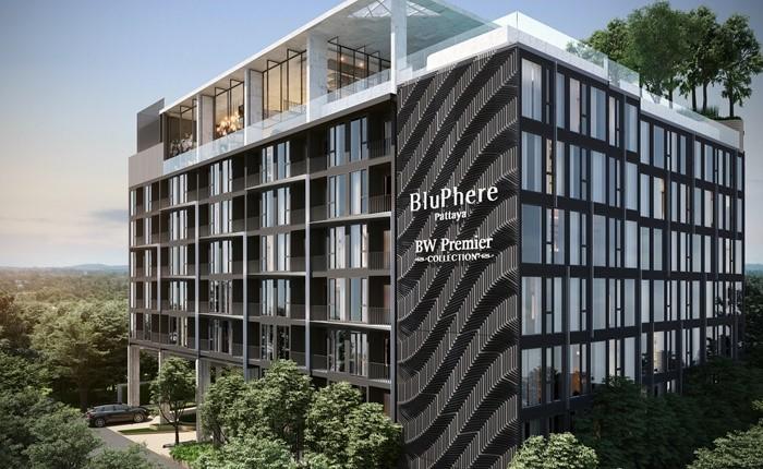 ครบทุกความคุ้มค่า! 'BluPhere Pattaya' เปิดมุมมองใหม่นักลงทุน ชูทำเลทอง มีทีมโรงแรมบริหารแทน ความเสี่ยงต่ำ