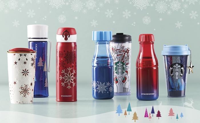 """สตาร์บัคส์ส่งเมนูเครื่องดื่มใหม่แต่งเติมสีสันในช่วงเทศกาลคริสต์มาสแห่งความสุขกับ """"วานิลลา นูกัท ลาเต้"""" และ """"คริสต์มาส ทรี เปปเปอร์มิ้นท์ ดาร์ค มอคค่า"""""""