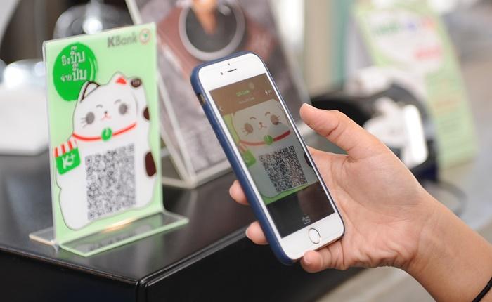 เคแบงก์ เปิดแนวรุก QR Code Payment ทั่วประเทศ พร้อมรองรับการใช้จ่ายของคนไทยและนักท่องเที่ยวจีน