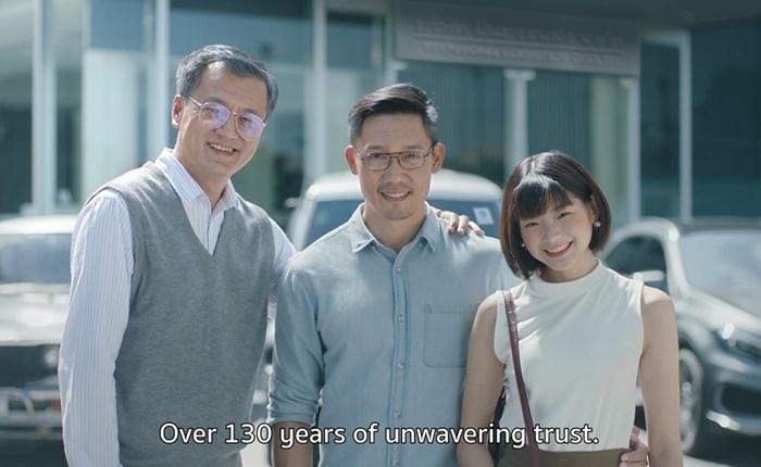 """โตเกียวมารีนประกันภัย เปิดตัวภาพยนตร์โฆษณา """"ความผูกพัน"""" สื่อความไว้วางใจ สู่ความสัมพันธ์ที่ยาวนานกว่า 130 ปี"""