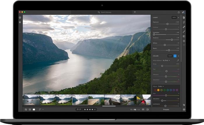 อะโดบีเปิดตัวบริการ Lightroom CC Cloud Photography สำหรับคนรักการถ่ายภาพ