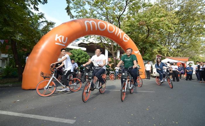 โมไบค์ จักรยานอัจฉริยะ ล้ำด้วยเทคโนโลยีแถมใส่ใจสิ่งแวดล้อม