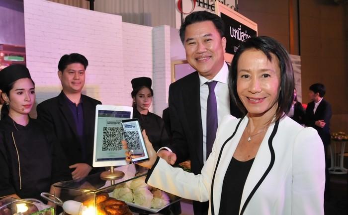 ไทยพาณิชย์ – เดอะมอลล์ กรุ๊ป ปฏิวัติค้าปลีก 4.0 สร้างปรากฏการณ์ช้อปปิ้งไร้เงินสดครั้งแรกในประเทศไทย