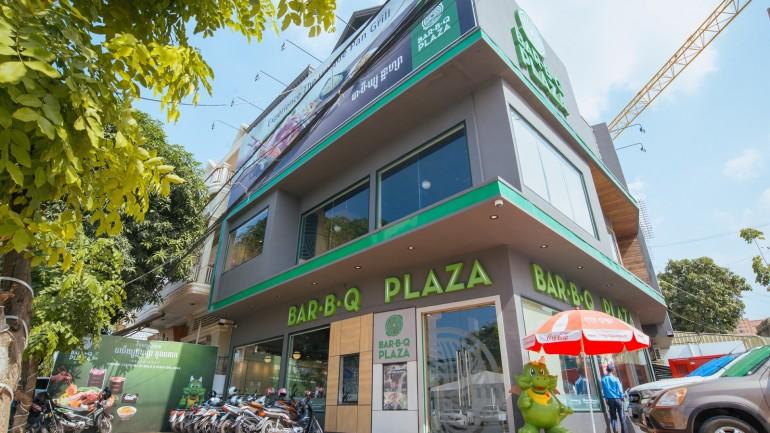 บาร์บีคิวพลาซ่า สแตนด์อโลน บุกเปิดตลาดให้บริการแล้วในกัมพูชา