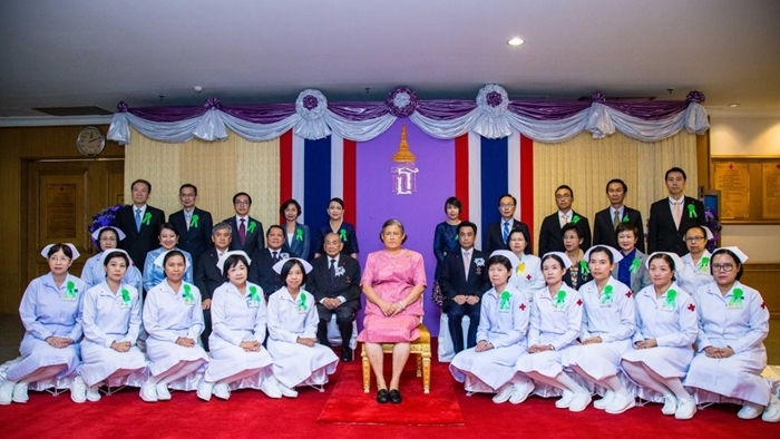 สมเด็จพระเทพรัตนราชสุดาฯ เสด็จฯ เปิดบ้านพักพิง โรนัลด์ แมคโดนัลด์ เฮาส์ ที่พึ่งพิงแห่งใหม่เพื่อครอบครัวผู้ป่วยเด็กในโรงพยาบาลจุฬาลงกรณ์ สภากาชาดไทย