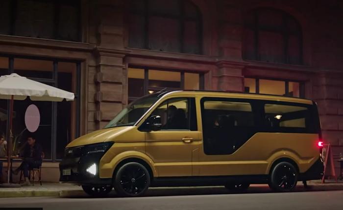 โฟลก์ตั้งบริษัทใหม่ MOIA ผลิตรถตู้ไฟฟ้าและให้บริการแบบคาร์พูล