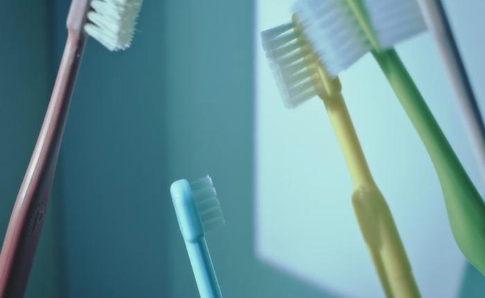โฆษณายาสีฟันออแกนิสก์จากญี่ปุ่น เรียบง่าย แต่อบอุ่นเพราะมีครอบครัวคุณแปรงสีฟันช่วยเล่าเรื่อง