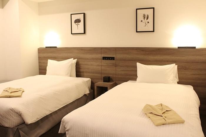 Best Western Sapporo Odori-Koen_Twin room