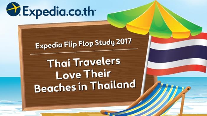 เอ็กซ์พีเดียเผย 7 ใน 10 ชายหาดยอดนิยมที่นักท่องเที่ยวชาวไทยเลือกพักผ่อนในวันหยุดมากที่สุด