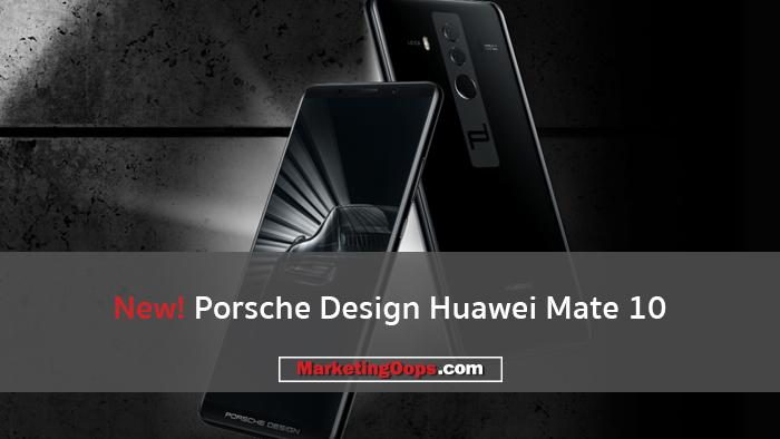 หัวเว่ยพร้อมให้คุณเป็นเจ้าของ PORSCHE DESIGN HUAWEI Mate 10  พร้อมเปิดตัว HUAWEI Mate 10 Pro สี Titanium Grey ได้แล้ววันนี้