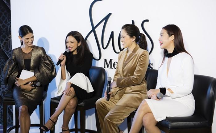 แพลตฟอร์มเพื่อผู้หญิง She's Mercedes เปิดตัวเมืองไทยแล้ว ชูสาวไทยเก่ง Inspire ให้ผู้หญิงทั่วโลกได้