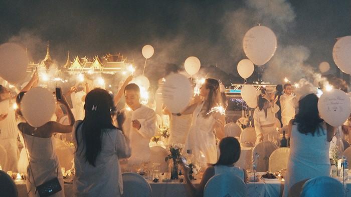 เปิดประสบการณ์ กับ 'Le Dîner en Blanc Bangkok' ดินเนอร์ปาร์ตี้ระดับโลกครั้งแรกในไทย