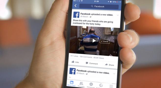 5 สิ่งที่ควรคิดในการทำ Video ใน Facebook