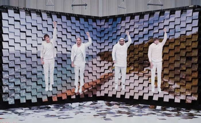 ของมันแรง ดั๊บเบิ้ล เอ x OK GO เอ็มวีทะลุ 10 ล้านวิวแล้ว ตอกย้ำ Global Brand งานดีแบบดั๊บเบิ้ล