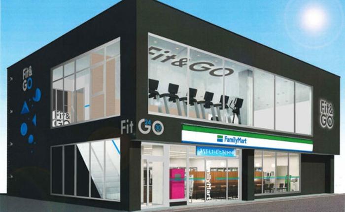 Family Mart ญี่ปุ่น ท้าชนศึกคอนวีเนียนสโตร์ เตรียมเปิด 'ฟิตเนส' 24 ชม.คู่ร้านค้า