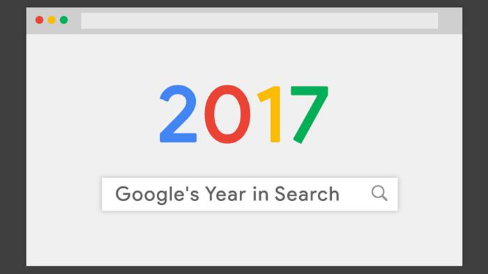 Google เผยคำที่ถูกค้นหามากที่สุดในโลก ประจำปี 2017