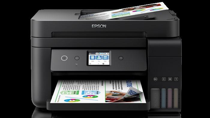 """ฟังก์ชั่นผสานดีไซน์! """"Epson"""" กับภาพแบรนด์ Printer นวัตกรรม เน้นคุ้มค่า ครบทุกการใช้งาน"""